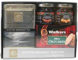 scottish breakfast tea gift box